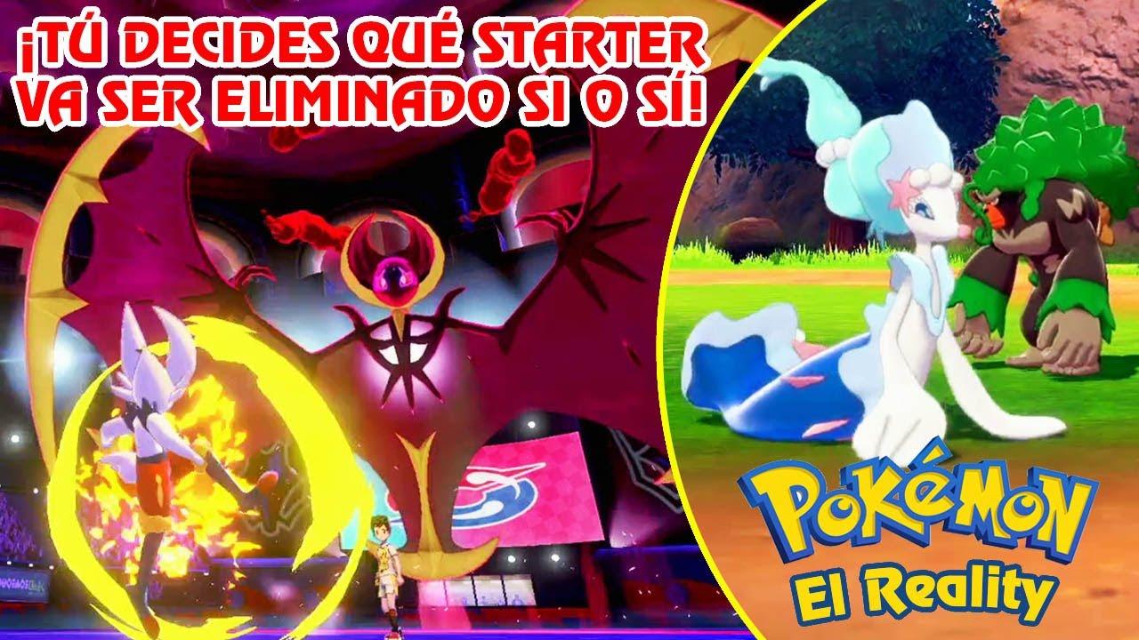 ¡CINDERACE HUMILLA LEGENDARIOS SHINYS! ¡TEAM INICIALES! Pokémon Reality #19 DLC Espada Escudo Scorph