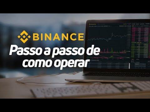 BINANCE - COMO COMPRAR E VENDER BITCOINS   RODRIGO MIRANDA