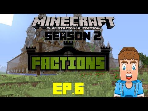 Minecraft: Factions Stream [S2E6]