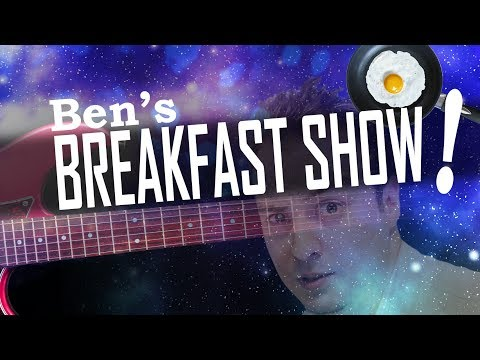 Ben's Breakfast Show: GCHQ Spy Boss on Cyber Security, Jane Goodall director & Dragon's Den Star