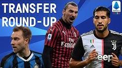 Top Serie A Transfers | Winter 2020 | Serie A TIM