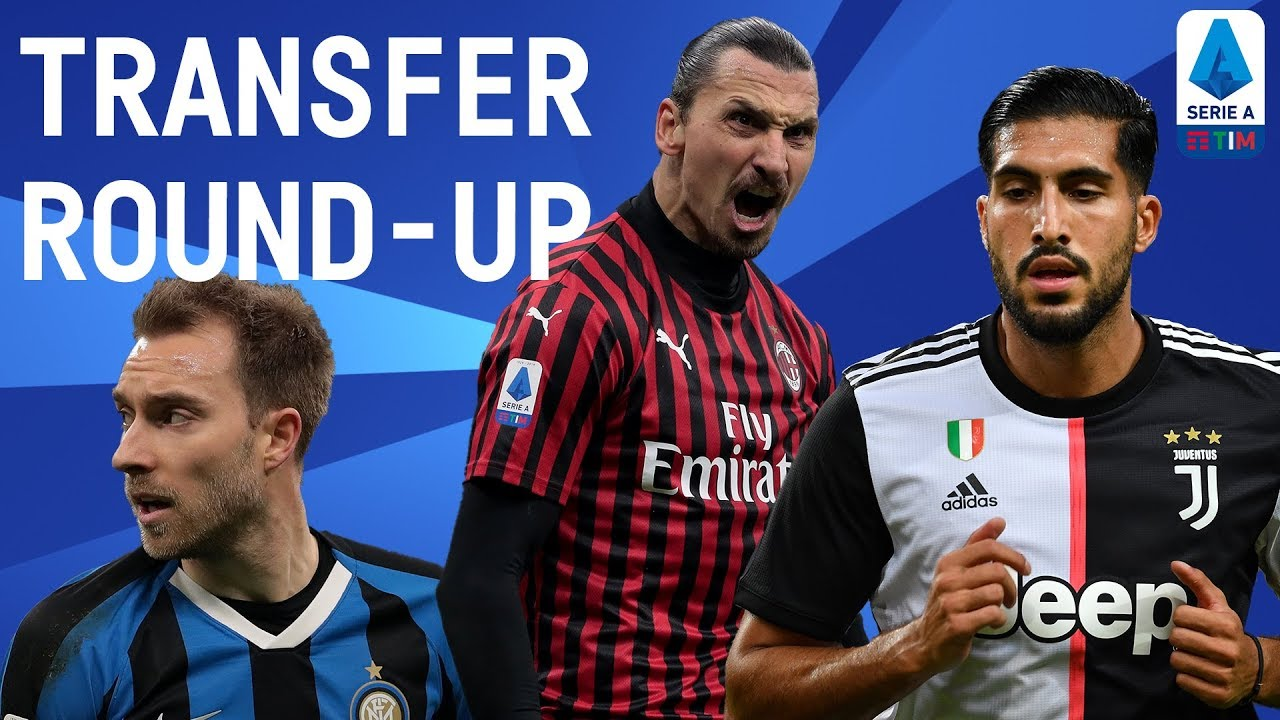 Top Serie A Transfers | Winter 2020 | Serie A TIM