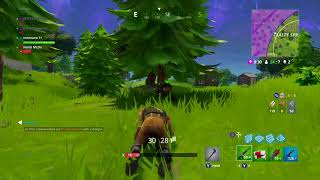 Fortnite Battle Royale- PLEASE SUBSCRIBE :( QUICK REVIVE GLITCH!!!!!