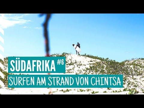 Tag 371 - Surfen in Chintsa! Südafrika #6