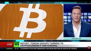 Terrorists raise more dollars than Bitcoin – Ben Swann
