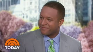 Craig Melvin's Family Stops By To Celebrate His 40th Birthday | TODAY