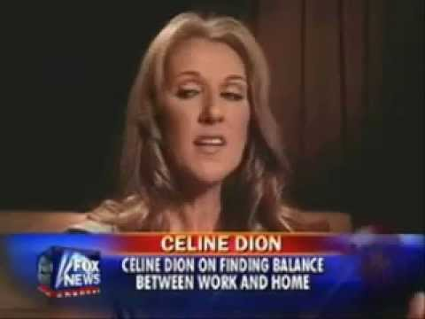 Celine Dion - Interview on Fox News 2006