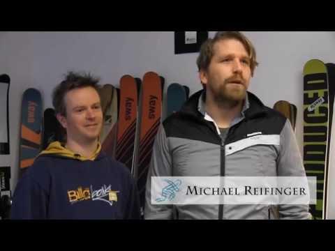 Custom Ski aus München - Sway