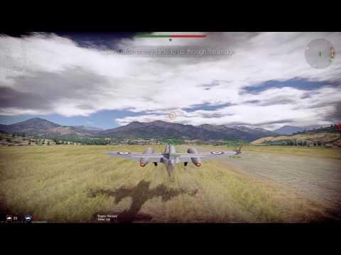 worst jet match / war thunder