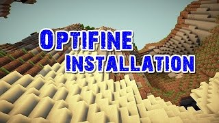 Minecraft Optifine Installation 1.8 [German]