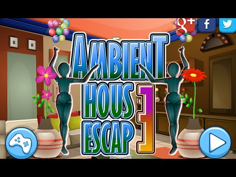 Ambient house escape walkthrough mirchi games youtube for Ambient house