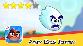 Angry Birds Journey 112 Walkthrough Fling Birds Solve Puzzles Recommend index four stars