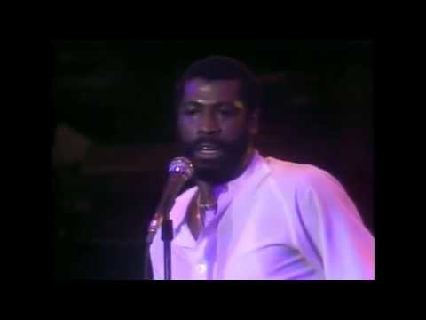 Teddy Pendergrass - LIVE All By Myself - At The Sahara Tahoe 1979