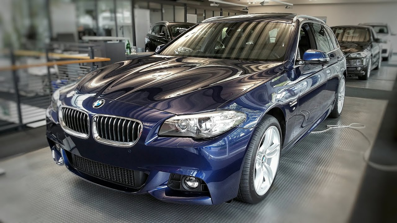 2015 bmw 530d xdrive touring m sportpaket interior exterior youtube. Black Bedroom Furniture Sets. Home Design Ideas