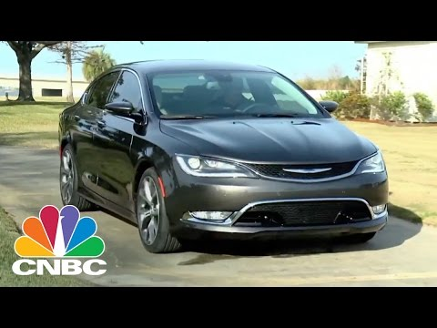 Fiat Chrysler Recall: Cars Could Be Hacked | Tech Bet | CNBC