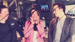 Video Tommy Show 94.7 Fresh FM - Tommy McFly Kelly Collis and Jen Richer download MP3, 3GP, MP4, WEBM, AVI, FLV Juli 2018