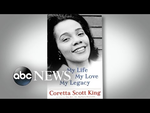 Exclusive Audio of Recorded Conversations Between Coretta Scott King and Dr. Barbara Reynolds
