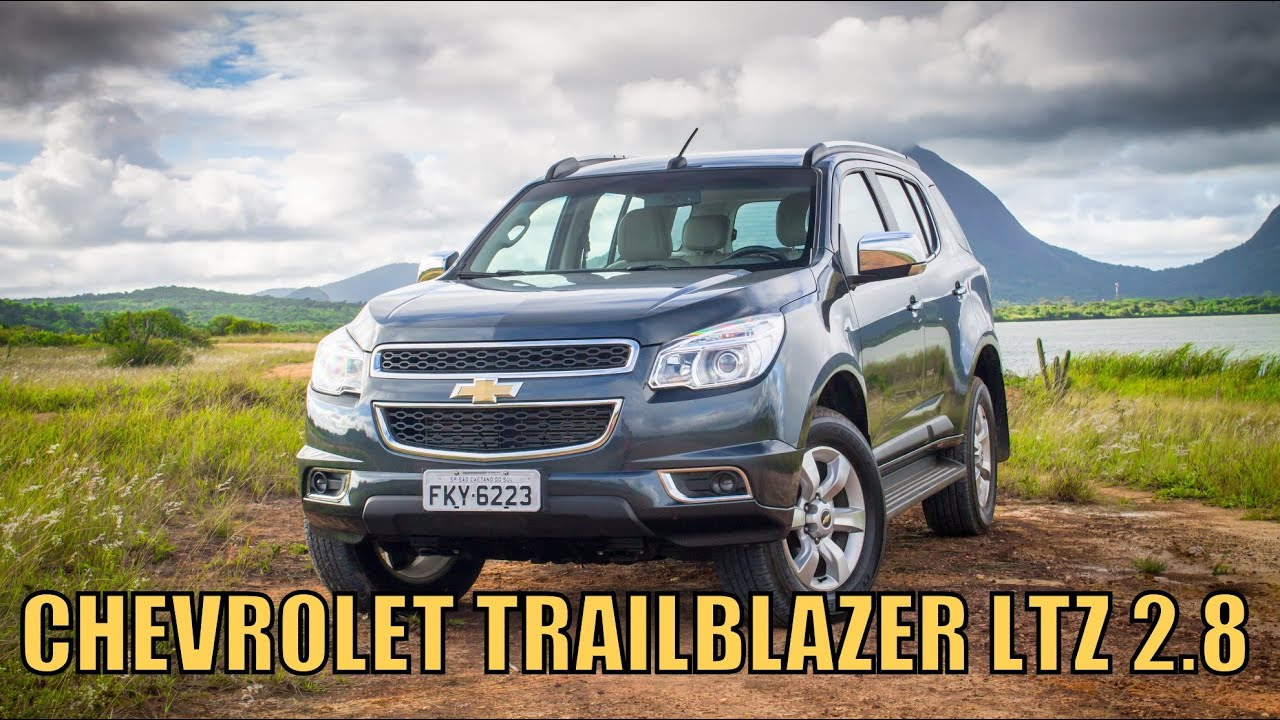 Chevrolet TrailBlazer 28 2014  Avaliao  YouTube