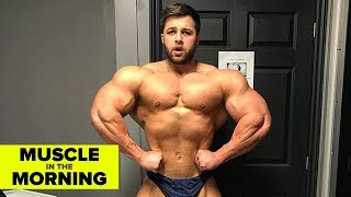 REGAN GRIMES UPDATE! Muscle in the Morning 4/19/18