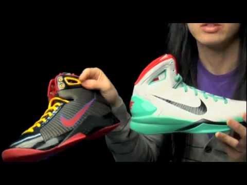 c48d770ef056 Nike Hyperdunk 2010 Basketball Shoe Preview  HD  - YouTube