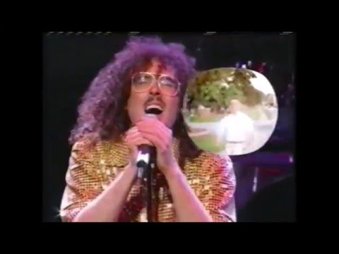 """Weird Al"" Yankovic ""There's No Going Home"" Disney channel 1996"