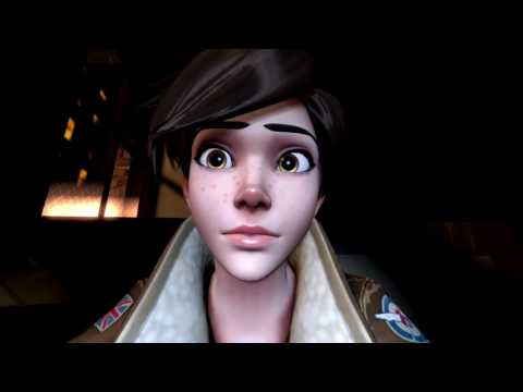 Tracer finds porn of herself SFM