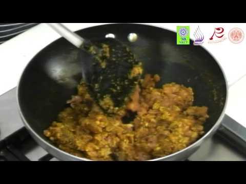 ตำรับอาหารไทยออนไลน์ฯ - คั่วกลิ้งหมู