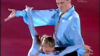 Татьяна Тотьмянина Максим Маринин. Аве Мария. 2006