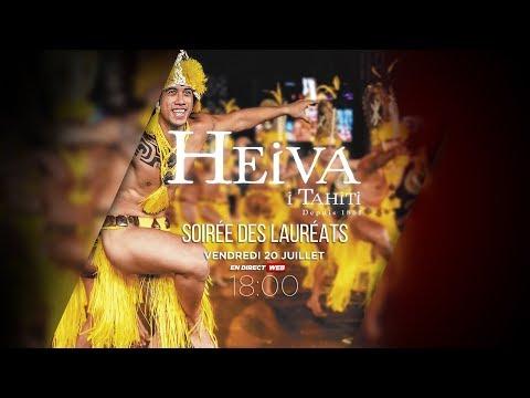 Heiva i Tahiti 2018 - Soirée des lauréats