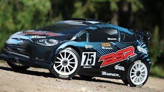 Радиоуправляемая модель Basher BSR 1/8 4WD Rally
