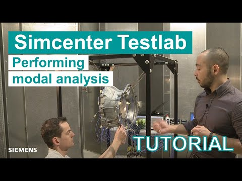 [TECH TIPS Simcenter Testlab] The Fundamentals Of Modal Analysis