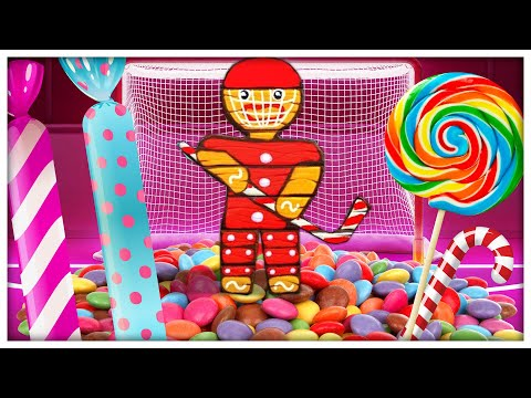 BEST HOCKEY GAME IN CANDYLAND - GOLF WITH FRIENDS