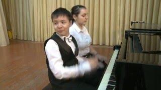 И Брамс Венгерский танец 5