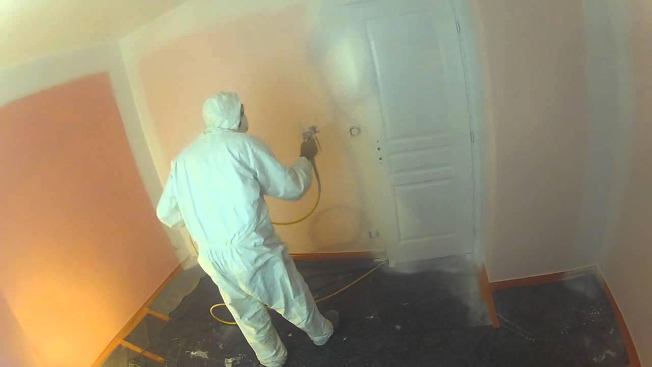 Comment repeindre une chambre en moins de 6 minutes youtube - Comment monter une chambre a air de velo ...