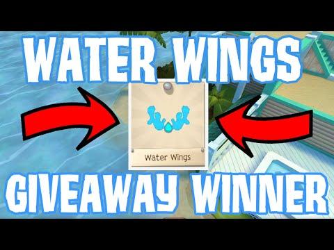 Ajpw Water Wings
