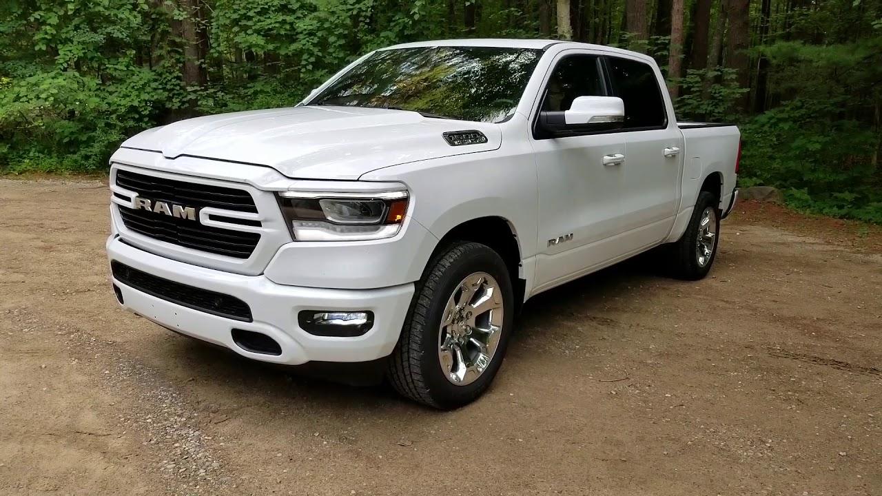 Dodge Big Horn >> Review: 2019 RAM 1500 Big Horn - Best Value In The Segment