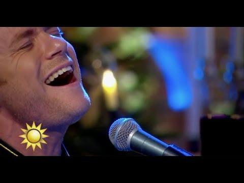 Peter Johansson- Somebody To Love, Tv4 Nyhetsmorgon 2015