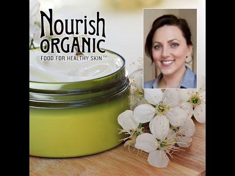 Nourish Organics : The Benefits of Organic Skin Care - LuckyVitamin Happy Wellness Webinar