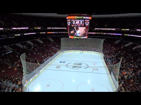 Wells Fargo Center - Philadelphia Flyers - 2016