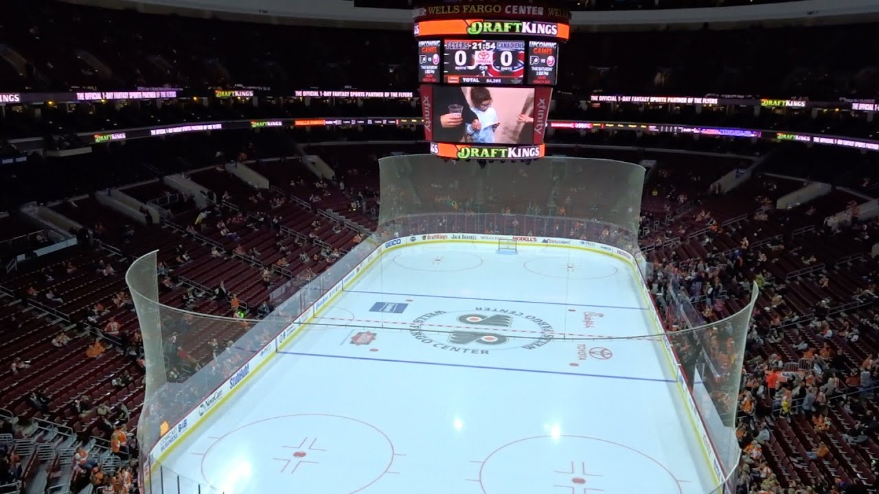 Wells Fargo Center Philadelphia Flyers 2016