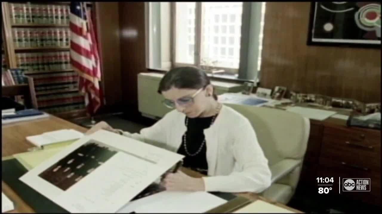 Dr. Susan MacManus looks back on Justice Ruth Bader Ginsburg's impact