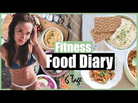 gesundes-food-diary---volle-6-tage---ideal-ernähren-ohne-diät---einfach-umzusetzen!