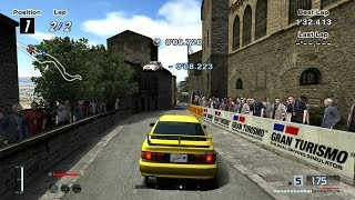 Gran Turismo 4 - Mitsubishi Lancer Evolution III GSR '95 (HYBRiD) PS2 Gameplay HD