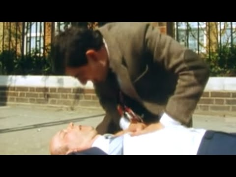Mr Bean - First Aid