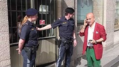Bewaffneter Raubüberfall auf Spänglerbank