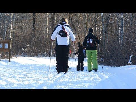 North Dakota State Parks Winter - NDGNF