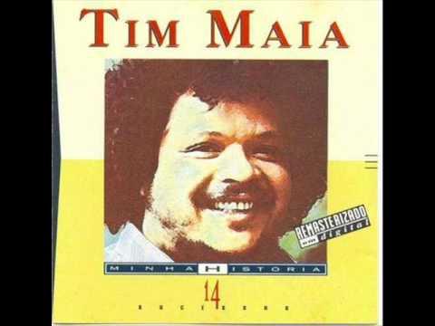 """O Descobridor dos Sete Mares - Tim Maia - Album """"Minha Historia"""""""