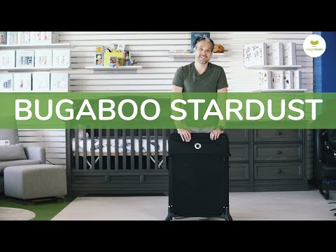 Bugaboo Stardust Travel Crib / Playard 2020 Full Review | Magic Beans | Best Baby Gear