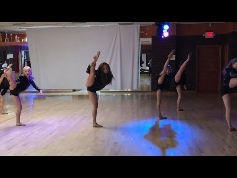 Telephone (Lady Gaga) - jazz dance class