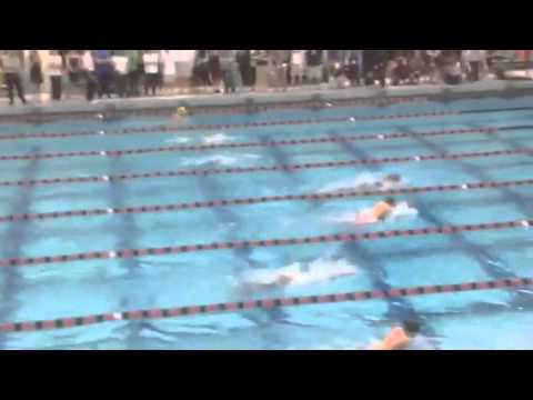 Brittany 100 Breast Stroke Finals States 2015